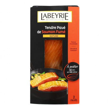 180G 2 Paves Saumon A Poeler Nature Labeyrie