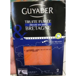 Truite Fume Bret.2 Tranches60G