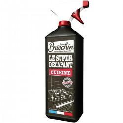 Flacon 1L Super Decapant Cuisine Brichin
