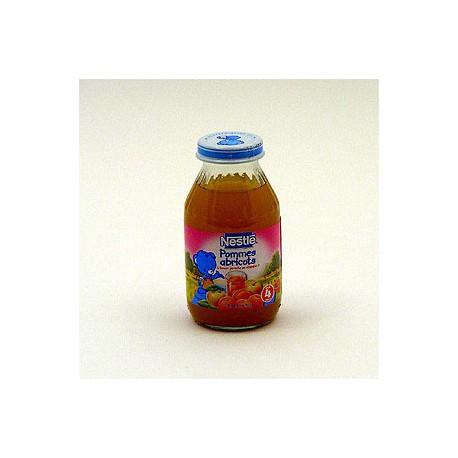 Nestle Jus Pomme/Abricot 20Cl