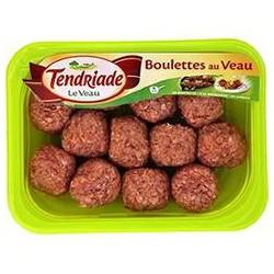 Tend 12 Boulette Veau Nat 360G