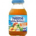 Bouteille 20Cl Jus Pomme/Peche Nestle
