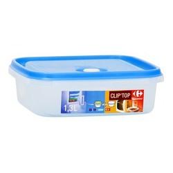 Boite Carre Bleu 1.3L Bleu Tu
