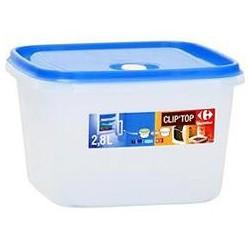 Boite Carre 2.8L Bleu Tu