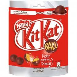 Nestle Kitkat Ball Sachet 250G