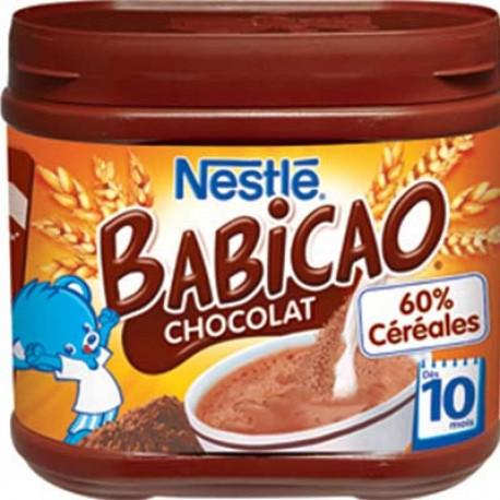 Nestle Petit Déjeuner Babicao Poudre 10 Mois Nestlé Étui 400G