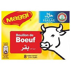Maggi Bouillon Boeuf Halal 80G