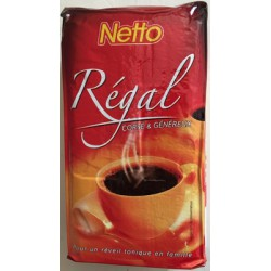 Netto Cafe Moulu Regal 250G