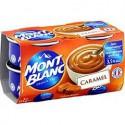 Mont Blanc Mini Caramel 4X125G