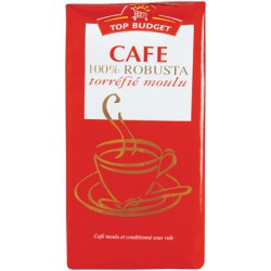Top Budget Cafe Robusta Ml250G