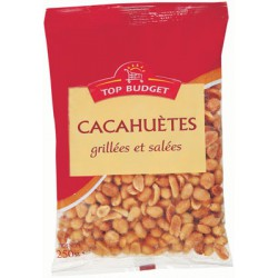 Top Budget Cacahuetes Gs 250G