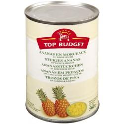 Tb Ananas Morc. Sirop 3/4 335G