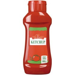 Top Budget Ketchup Nature 560G