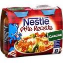 Pack 2X200G Ma Recette Couscous Nestle