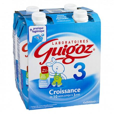 P4X500.Lait Croiss.Guigoz
