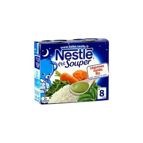 NeSaint Pt Soup.Leg Var Riz2X250M