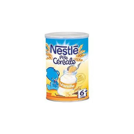 Bte 400G Vanille/Cereales Nestle
