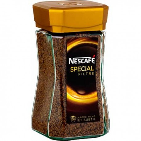 Nescafe Café Soluble Nescafé Spécial Filtre 200G