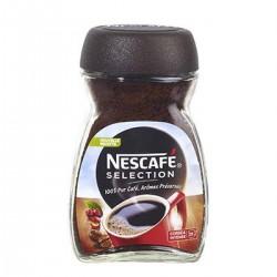 Nescafe Café Soluble Nescafé Sélection Flacon 50G