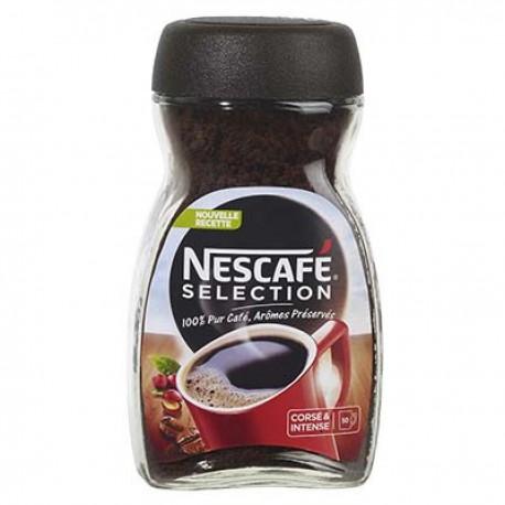 Bocal 100G Nescafe Selection