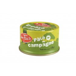 1/6 Pate Campagne 130G Le Floch
