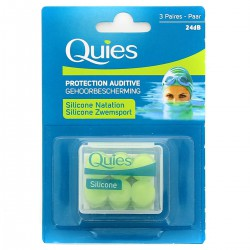 6X Protection Auditive Maxi Silicone Quies