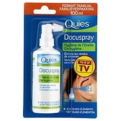 100Ml Spray Auriculaire Adultes Quies