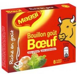 Maggi Bouillon Gout Boeuf 80G