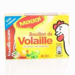 8 Tablette 80G Bouillon Volaille Maggi