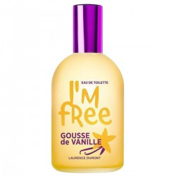 Laurence Dumont Edt I Am Free Gousse Vanille 110Ml