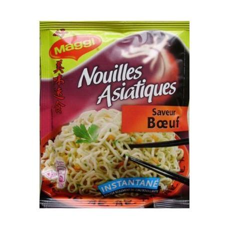 60G Nouille Boeuf Maggi