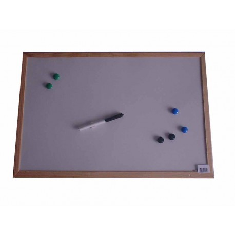 Tableau Magnetiq.Blanc 60X40