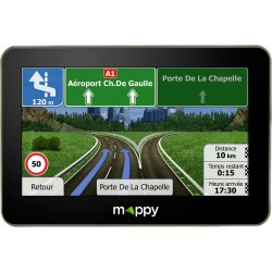 Mappy Gps Europe Iti S449