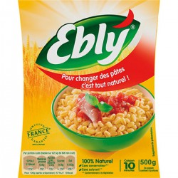 Ebly Blé Cuisson 10Mn Tendrissimo Ebly 500G
