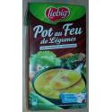 Liebig Pot Au Feu Legumes Et Aromates Brique 1L