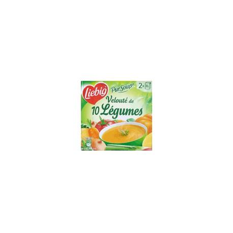 L2X30 P.Soup Vel.10Leg.Li