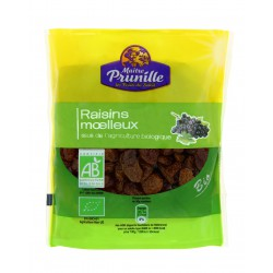 Mp Raisin Sulta Moel Bio 250G