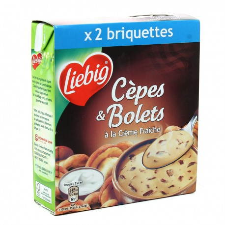 Brick 2X35Cl Pursoup Creme De Cepes Liebig