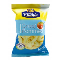 Mp Croq Pommes Sachet 43G