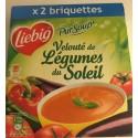Brick 2X35Cl Pursoup Veloute De Legumes Du Soleil Liebig
