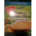 Brick 2X35Cl Pursoup Moulinee Legumes Hiver Liebig