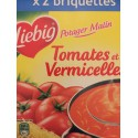 Brick 2X35Cl Pursoup Potager Malin Tomate/Vermicelle Liebig