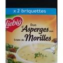 Brick 2X35Cl Pursoup Duo Asperges Morilles Liebig