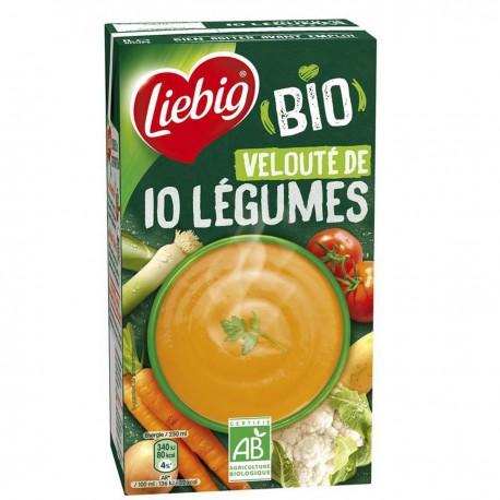 Liebig Veloute 10 Leg Bio 1L