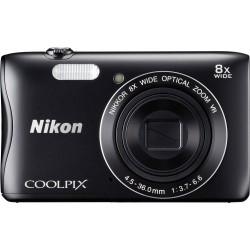 Nikon Ap Compact S3700 Noir