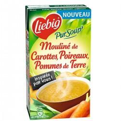 Liebig Soupe Carottes Poireaux Pommes De Terre La Brique D'1L