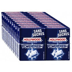 15G Powerfresh Sans Sucre Hollywood