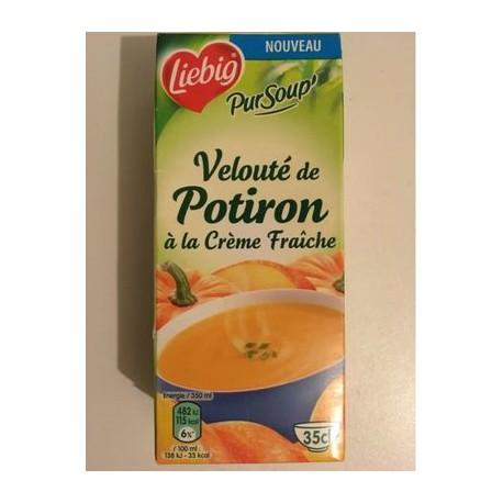 Lieb Veloute Potiron Crem 35Cl