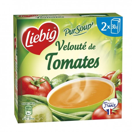 Lieb.Psoup Velou.Tomate 2X30Cl
