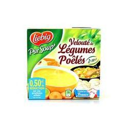 Liebig Soupe Légumes Poêlés Les 2 Briques De 30 Cl